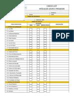 Check List - Veiculos - Anexo Plano de Ação 2017 (Guindauto, Guindastes e Outros)