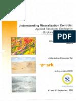 Undertanding Mineralization Controls