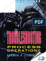 Troubleshooting Process Operations - Norman P. Lieberman (PennWell, 1991)