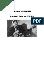 PEDRO HERRERA - Coleccion de Partituras.pdf