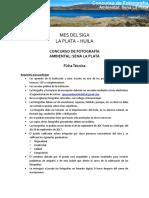 Formulario de Inscripcion Concurso de Fotografia Ambiental
