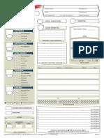 Scheda Pg 5e v1.01 Compilabile