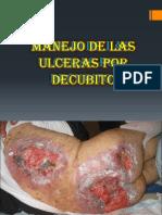 Manejo de Las Ulceras Por Decubito
