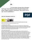 200 IDE  KREATIF | METAMORPHOSIS