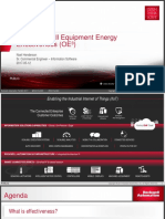 Rockwell Automation TechED 2017 - In10 - Overall Equipment Energy Efficiency