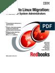 Solaris to Linux Migration