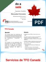 Como Exportar Canada