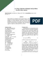 MarineTechnology Drag Reduction