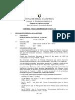 CONCURSO PUBLICO DE MÉRITOS