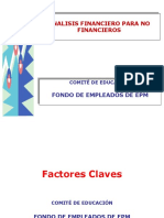 Analisis Financiero Para No Financieros