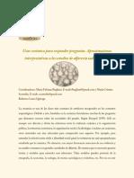 Invitación Simposio Bugliani Scattolin XIX CNAA