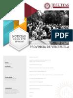 Noticias Provincia de Venezuela / 18 de Septiembre del 2017