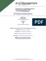 Cropanzano, Mitchell - Social Exchange Theory.pdf