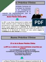Buenas Practicas Clinicas