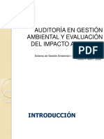 Clase cambio global , gestion ambiental