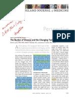 2B Jones Podolsky Greene, Burden of Disease, NEJM 2012