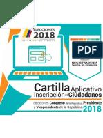 CartillaAplicativo IDC 2017