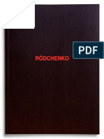 Ródchenko. Geometrías