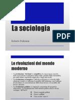 02. La Sociologia