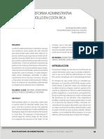Bolaños Nociones Reforma Administrativa CR823-1752-1-PB