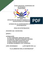 Universidad Nacional Autónoma de Nicaragu1