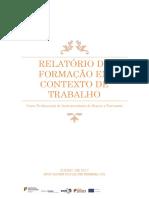 Relatório FCT Hugo Ferreira