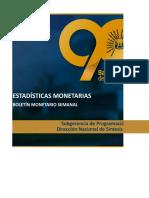 Banco Central - boletin monetario semanal sept 2017.xls