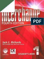 Interchange 4th Edition . Student's Book 1