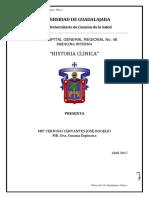 Historia Clinica TEP