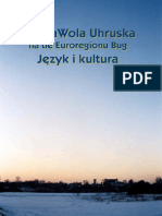 Jezyk i Kultura Wola Uhruska