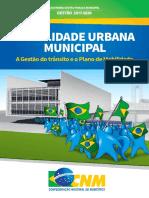 Mobilidade Urbana-A Gestao Do Transito e o Plano de Mobilidade Mun Est