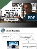 ellenguajedelosnuevosmedios-100315005612-phpapp01