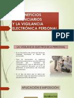 13. Los Beneficios Penitenciarios y La Vigilancia Electronica Personal Kervin