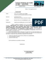 Carta 067 Remitiendo Informe de Compatibilidad Okk