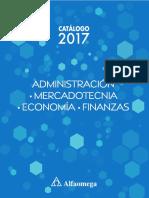 Catalogos de Libro 2017