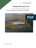 Bosch Treto Manual de Embalaje RBET