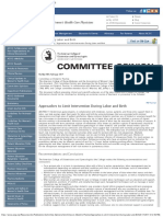ACOG- Committee Opinion- Feb. 2017- Labor and Birth