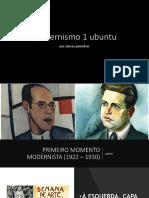 Modernismo 1 Ubuntu