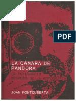 Joan Fontcunerta La Cámara de Pandora