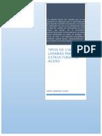 Tipos de Cubiertas Livianas Para Estructuras de Acero
