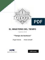 Guion Ministerio Del Tiempo Capitulo 24 T3xE03