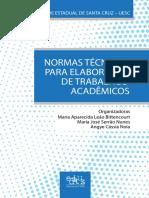 ABNTnormastecnicasacademicasUESC