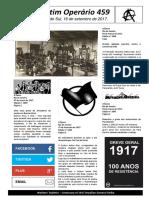 Boletim Operário 459