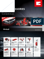 Einhell Catalogue Car Accessories En