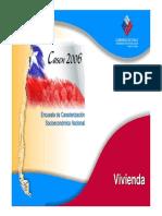 MIDEPLAN - Resultados Vivienda CASEN 2006