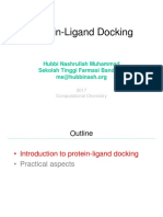 2 Protein-Ligand Docking