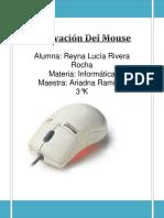 Innovación Del Mouse Reyna Rivera