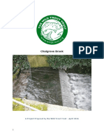 Chalgrove Brook Cuxham Weir Project Proposal Final