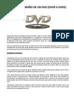 Reducir El Tamaño de Un Dvd