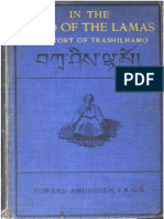 1910 in the Land of the Lamas--The Story of Trashimhamo by Amundsen